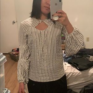 Tops - Express striped top